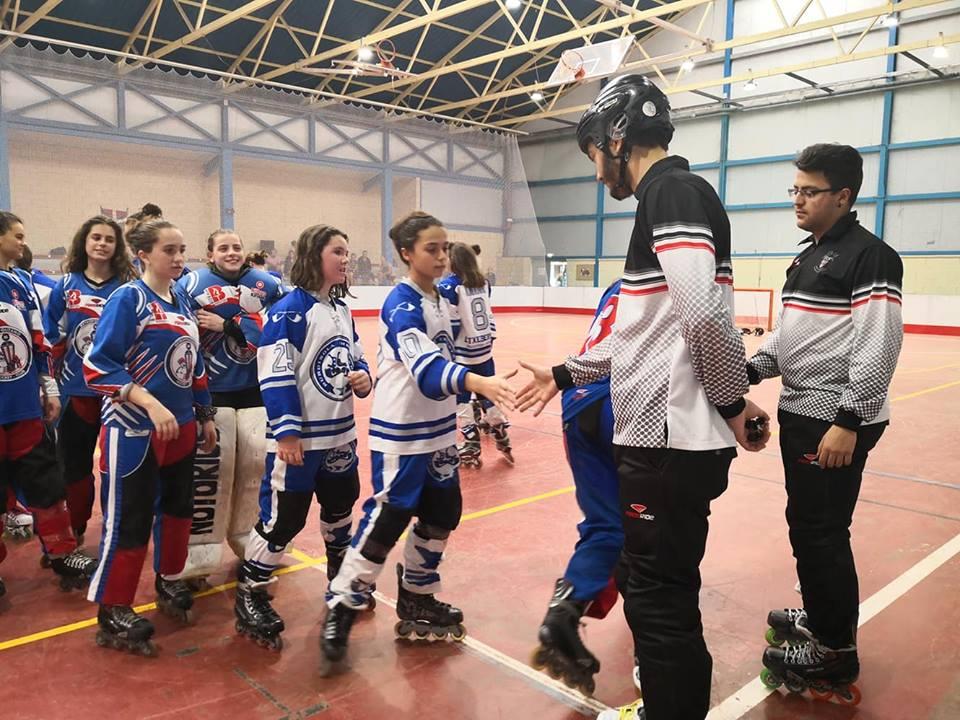 Metropolitano Lamiak Campeonas de la Copa Euskadi