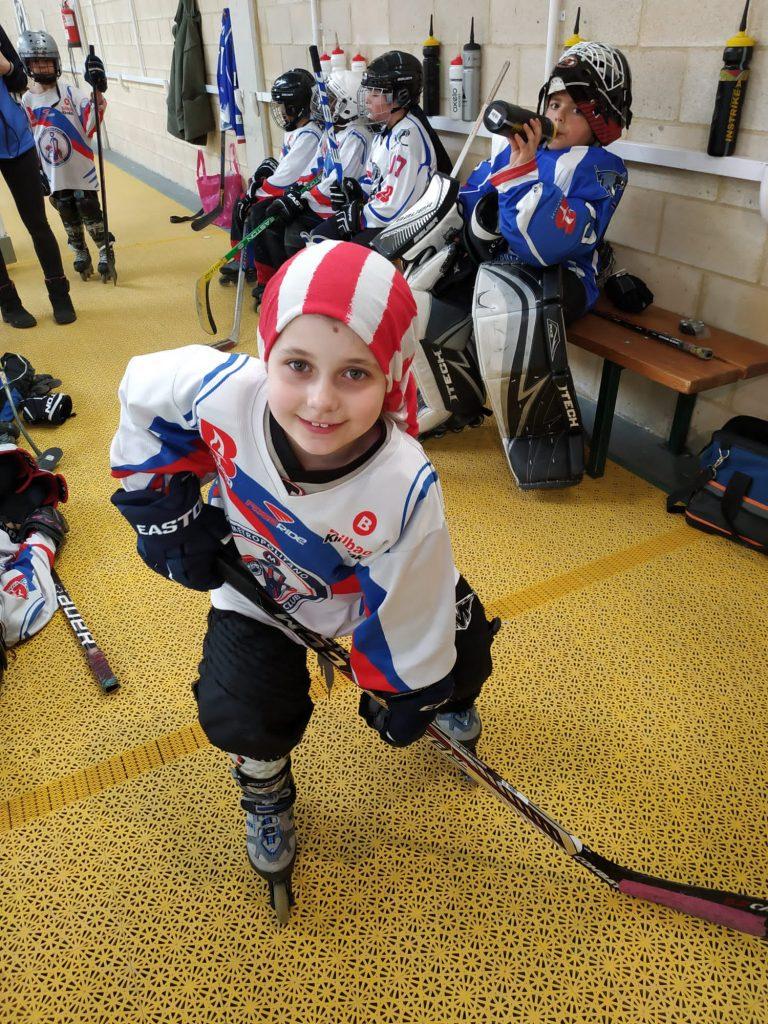Metropolitano Escuela Hockey