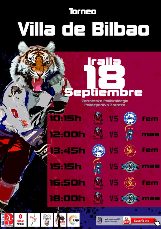 Torneo Villa de Bilbao